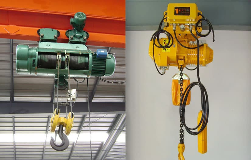 electric hoists
